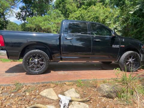 2015 RAM Ram Pickup 1500 for sale at Texas Truck Sales in Dickinson TX