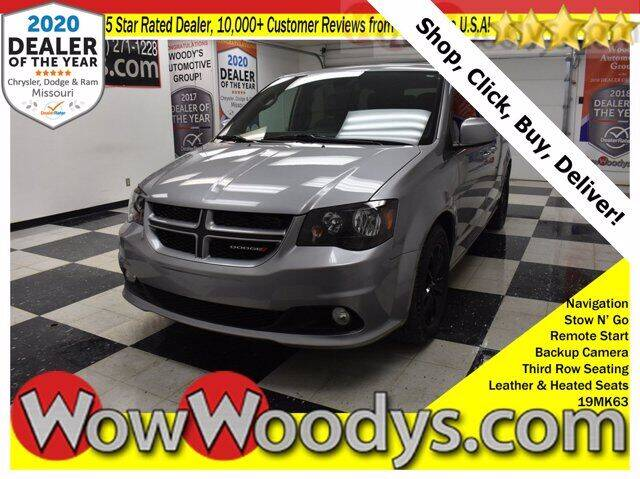 2019 Dodge Grand Caravan GT 4dr Mini-Van - Chillicothe MO