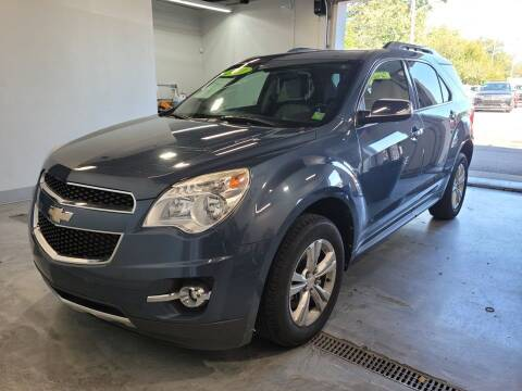 2011 Chevrolet Equinox for sale at Redford Auto Quality Used Cars in Redford MI