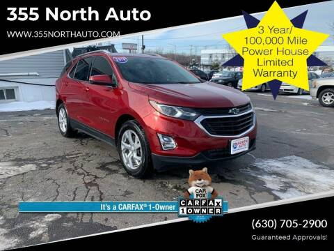 2019 Chevrolet Equinox for sale at 355 North Auto in Lombard IL