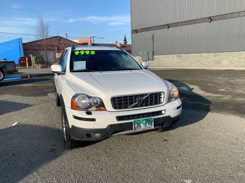 2008 Volvo XC90 for sale at ALASKA PROFESSIONAL AUTO in Anchorage AK