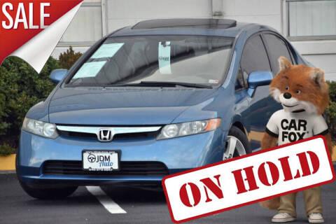 2006 Honda Civic for sale at JDM Auto in Fredericksburg VA