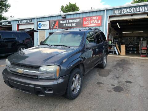 2007 Chevrolet TrailBlazer for sale at B & A Automotive Sales in Charlotte NC