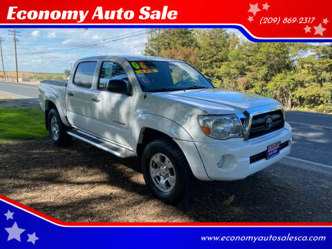 2006 Toyota Tacoma for sale at Economy Auto Sale in Modesto CA