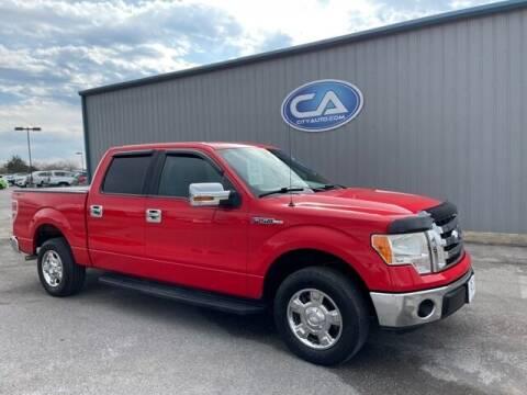 2011 Ford F-150 for sale at City Auto in Murfreesboro TN