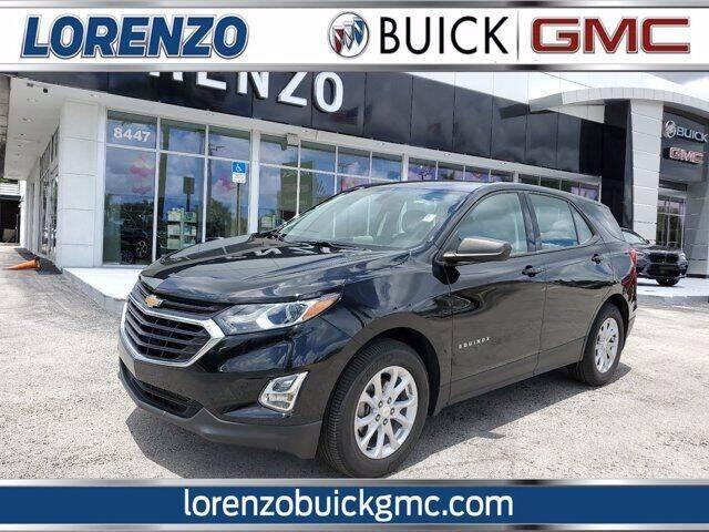 2018 Chevrolet Equinox for sale at Lorenzo Buick GMC in Miami FL