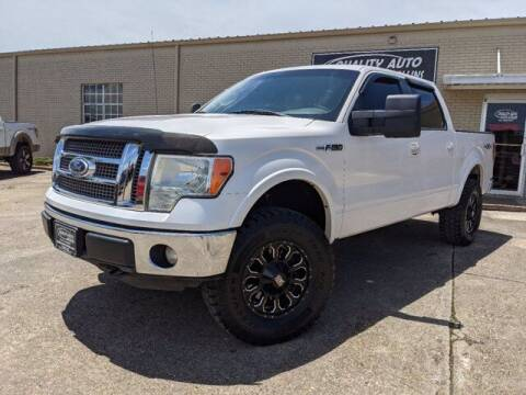 2011 Ford F-150 for sale at Quality Auto of Collins in Collins MS