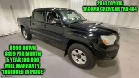 2013 Toyota Tacoma for sale at D&D Auto Sales, LLC in Rowley MA