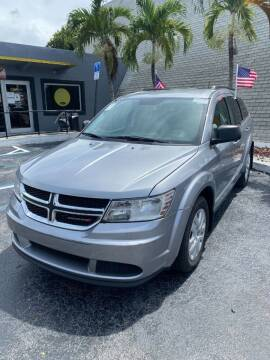 2018 Dodge Journey for sale at YOUR BEST DRIVE in Oakland Park FL