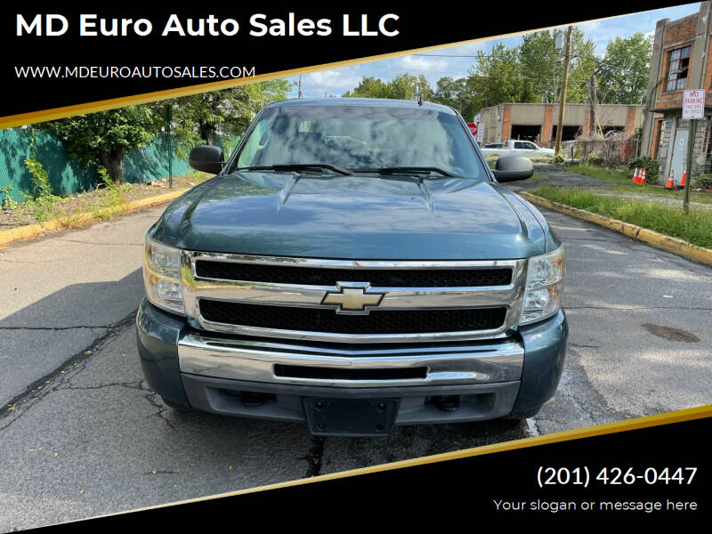 2010 Chevrolet Silverado 1500 for sale at MD Euro Auto Sales LLC in Hasbrouck Heights NJ