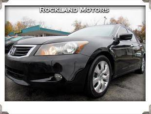 2009 Honda Accord for sale at Rockland Automall - Rockland Motors in West Nyack NY