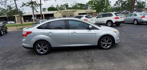 2015 Ford Focus for sale at Bill Bailey's Affordable Auto Sales in Lake Charles LA