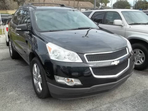 2012 Chevrolet Traverse for sale at PJ's Auto World Inc in Clearwater FL