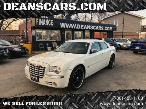 2005 Chrysler 300 for sale at DEANSCARS.COM in Bridgeview IL