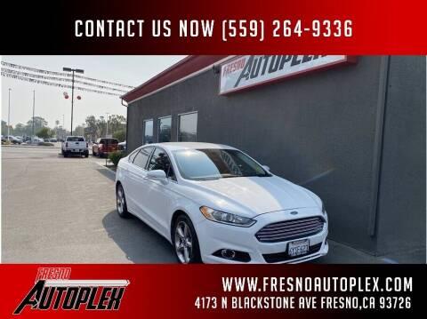 2013 Ford Fusion for sale at Fresno Autoplex in Fresno CA