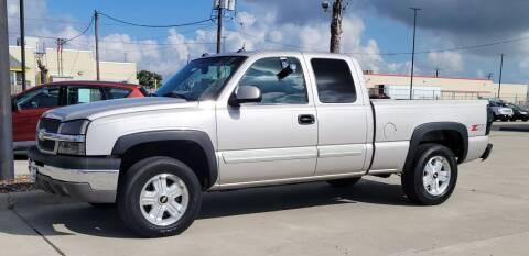 2005 Chevrolet Silverado 1500 for sale at Budget Motors in Aransas Pass TX