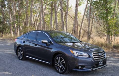 2017 Subaru Legacy for sale at Northwest Premier Auto Sales in West Richland WA