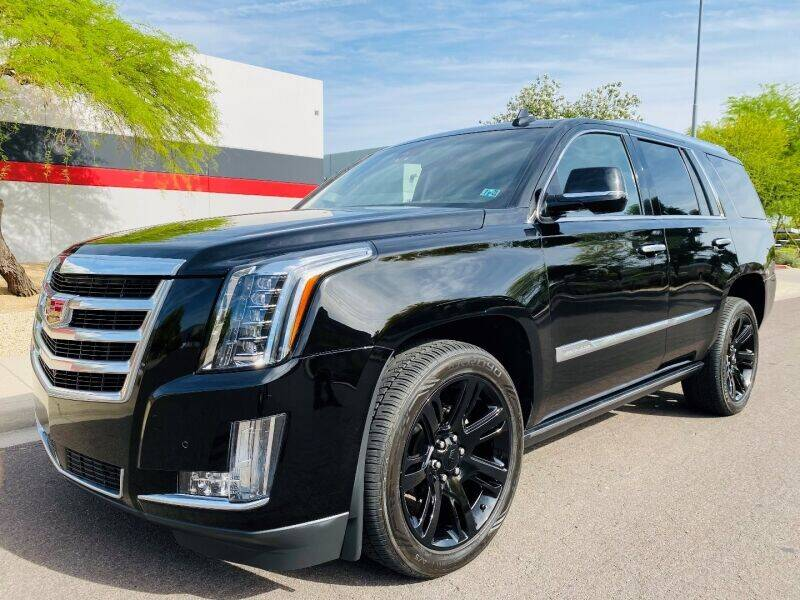 2016 Cadillac Escalade for sale in Scottsdale, AZ
