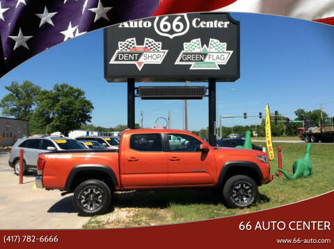 2016 Toyota Tacoma for sale at 66 Auto Center in Joplin MO