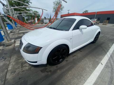 2002 Audi TT for sale at Xtreme Auto Mart LLC in Kansas City MO