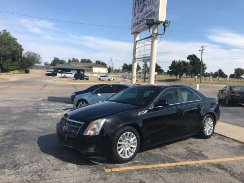 2010 Cadillac CTS for sale at Patriot Auto Sales in Lawton OK