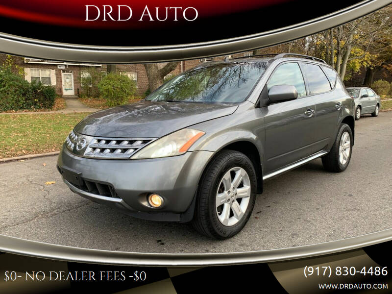 2007 Nissan Murano for sale at DRD Auto in Flushing NY