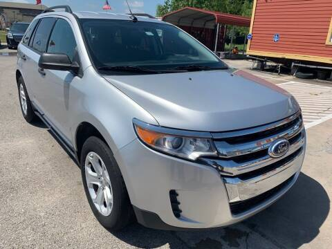 2013 Ford Edge for sale at JAVY AUTO SALES in Houston TX