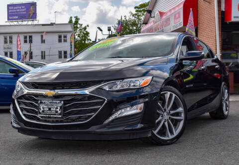 2020 Chevrolet Malibu for sale at Foreign Auto Imports in Irvington NJ