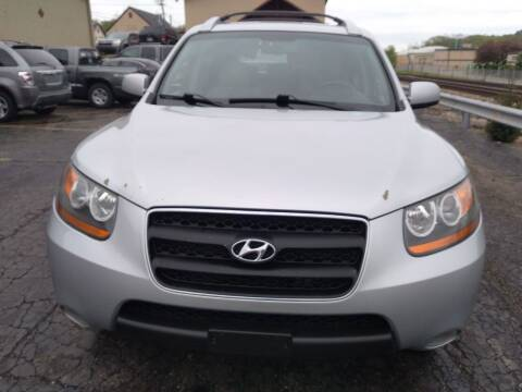 2009 Hyundai Santa Fe for sale at Discovery Auto Sales in New Lenox IL