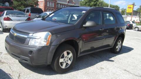 2008 Chevrolet Equinox for sale at MTC AUTO SALES in Omaha NE