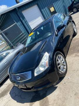 2008 Infiniti G35 for sale at Car Barn of Springfield in Springfield MO