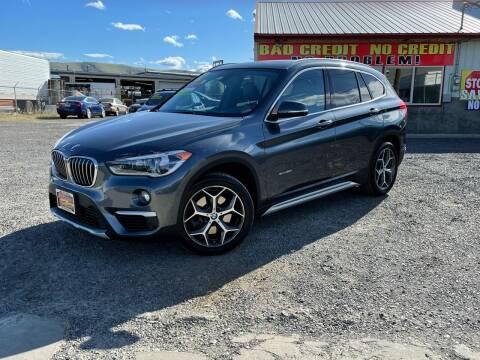 2017 BMW X1 for sale at Yaktown Motors in Union Gap WA
