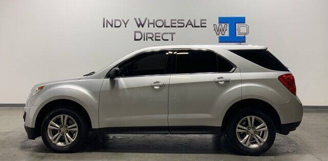 2013 Chevrolet Equinox for sale at Indy Wholesale Direct in Carmel IN