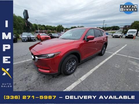 2019 Mazda CX-5 for sale at Impex Auto Sales in Greensboro NC