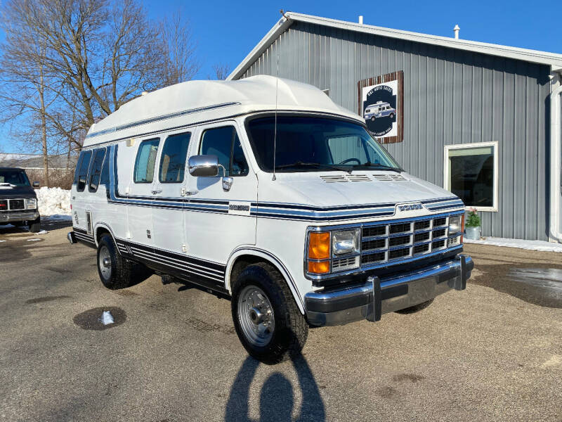 1992 Dodge B350 Coachman for sale at D & L Auto Sales in Wayland MI
