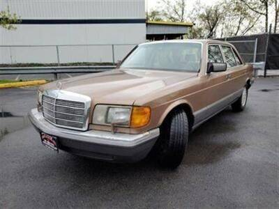 1990 Mercedes-Benz 420-Class for sale at Millennium Auto Group in Lodi NJ