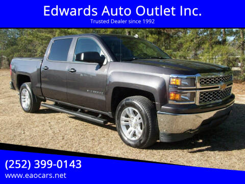 2014 Chevrolet Silverado 1500 for sale at Edwards Auto Outlet Inc. in Wilson NC