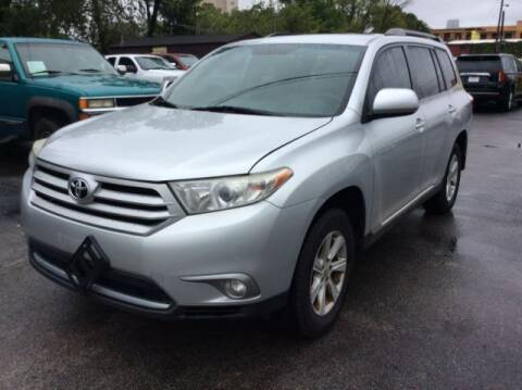 2011 Toyota Highlander for sale at Allen Motor Co in Dallas TX