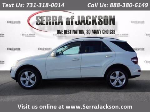 2010 Mercedes-Benz M-Class for sale at Serra Of Jackson in Jackson TN
