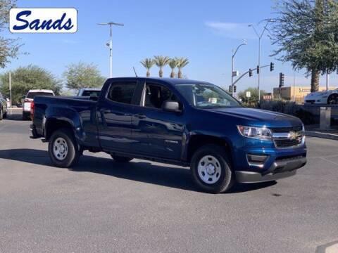 2019 Chevrolet Colorado for sale at Sands Chevrolet in Surprise AZ