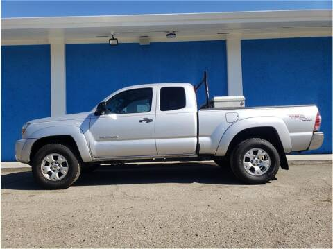 2010 Toyota Tacoma for sale at Khodas Cars in Gilroy CA