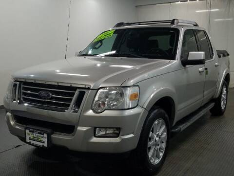 2007 Ford Explorer Sport Trac for sale at NW Automotive Group in Cincinnati OH