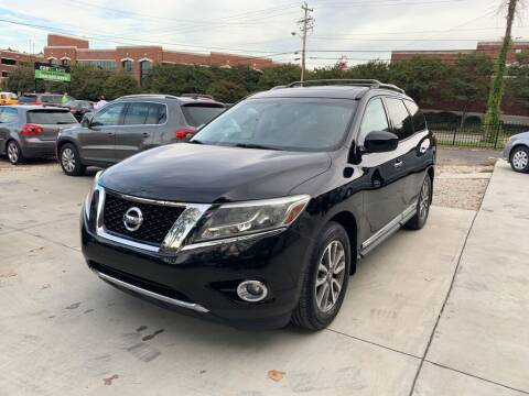 2014 Nissan Pathfinder for sale at Carflex Auto in Charlotte NC