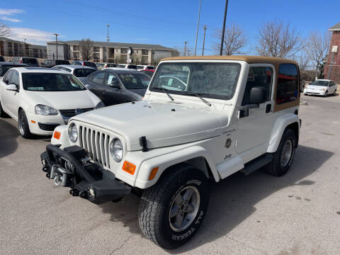 1999 Jeep Wrangler for sale at Legend Auto Sales in El Paso TX