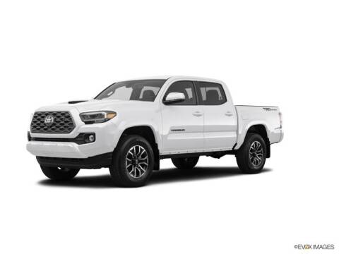 2020 Toyota Tacoma for sale at TETERBORO CHRYSLER JEEP in Little Ferry NJ