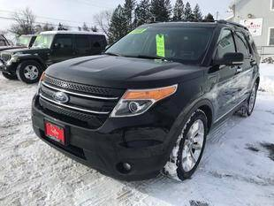 2011 Ford Explorer for sale at FUSION AUTO SALES in Spencerport NY
