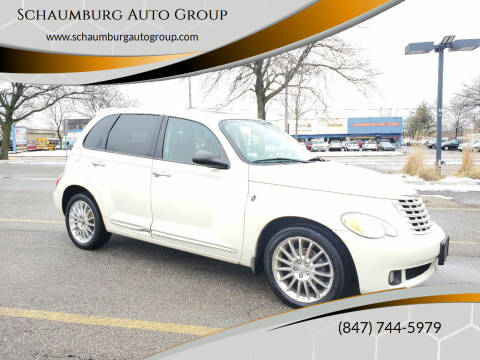 2008 Chrysler PT Cruiser for sale at Schaumburg Auto Group in Schaumburg IL