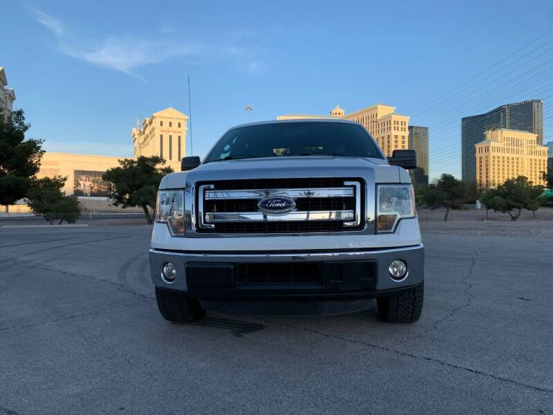 2014 Ford F-150 for sale at The Auto Center in Las Vegas NV