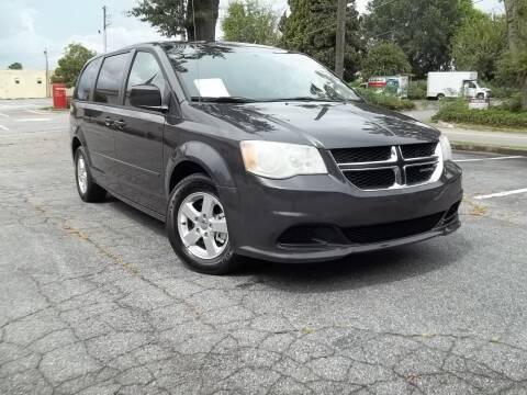 2011 Dodge Grand Caravan for sale at CORTEZ AUTO SALES INC in Marietta GA