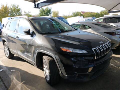 2015 Jeep Cherokee for sale at Excellence Auto Direct in Euless TX